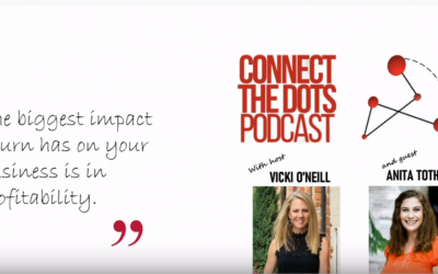 Connect the Dots Podcast with Vicki O'Neill